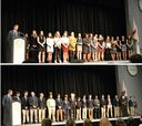 Indoor Track and Field Awards Assembly