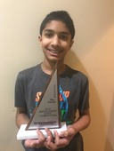Altamont Student Advances to National Math Competition