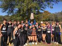Boys Cross Country State Champions, Girls Runner Up