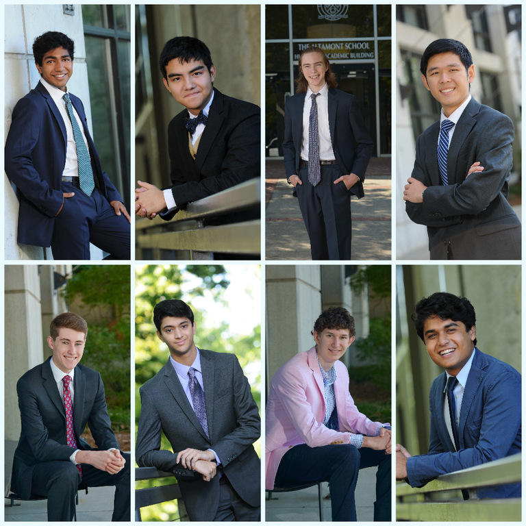 Eight Altamont Seniors Named 2020 Presidential Scholars Candidates