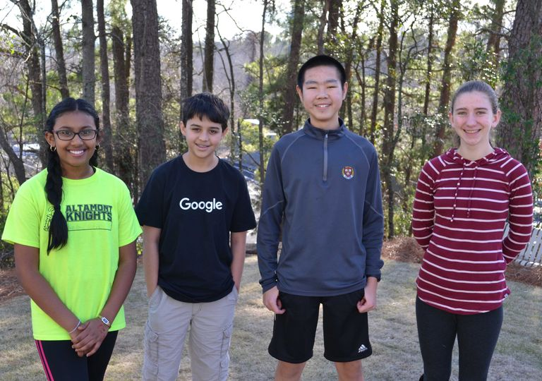 Altamont Middle School Students Shine on National Math Test