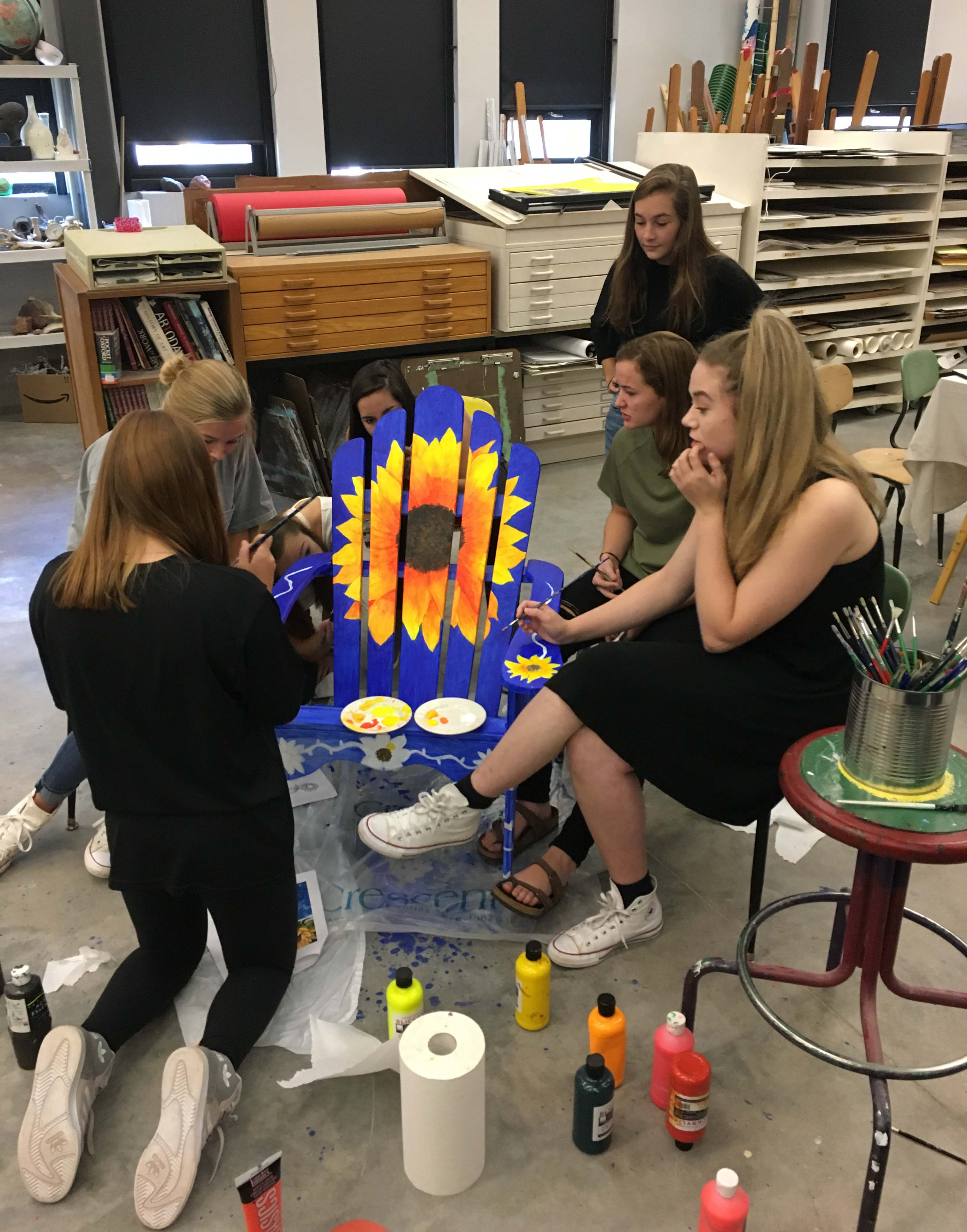 National Art Honor Society Projects